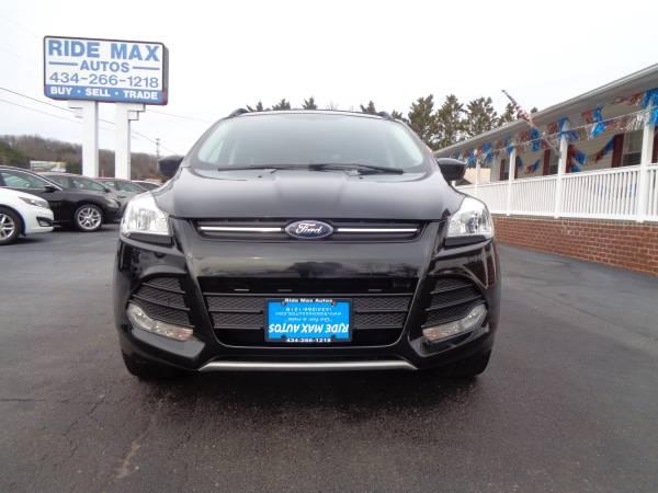 Photo 2013 Ford Escape 4WD Low Miles Great Condition - $9495 (Lynchburg VA)