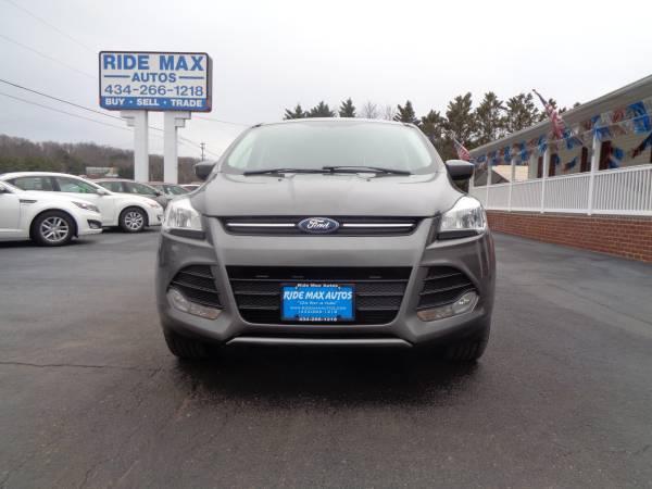Photo 2013 Ford Escape SE 4WD Great Condition Nice SUV - $8495 (Lynchburg VA)