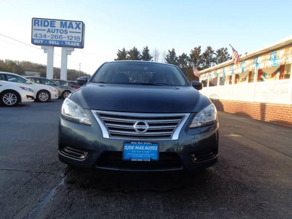 Photo 2013 Nissan Sentra Low Miles Very Nice Looking Car - $6995 (Lynchburg VA)