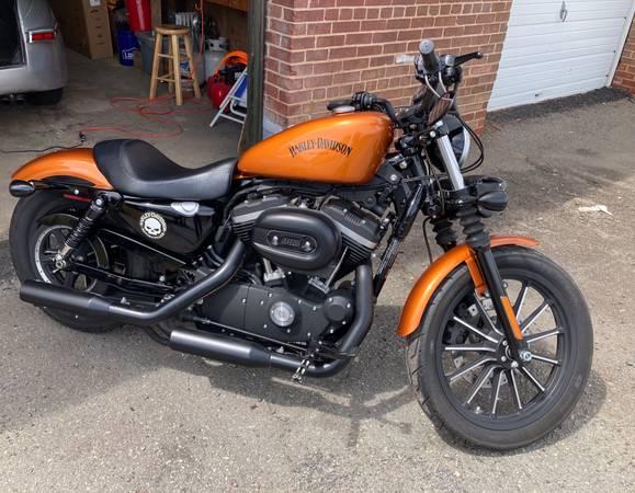 Photo 2014 Harley Davidson Iron 883 - $6,000 (Louisa, VA)