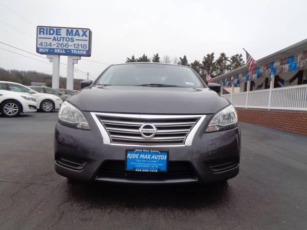 Photo 2014 Nissan Sentra SV Very Low Miles Great Condition - $6595 (Lynchburg VA)