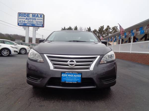 Photo 2014 Nissan Sentra SV Very Low Miles Great Condition Clean Carfax - $5999 (Lynchburg VA)