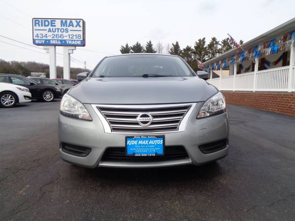 Photo 2014 Nissan Sentra Super Low Miles 27-K Great Condition Clean Title - $7495 (Lynchburg VA)