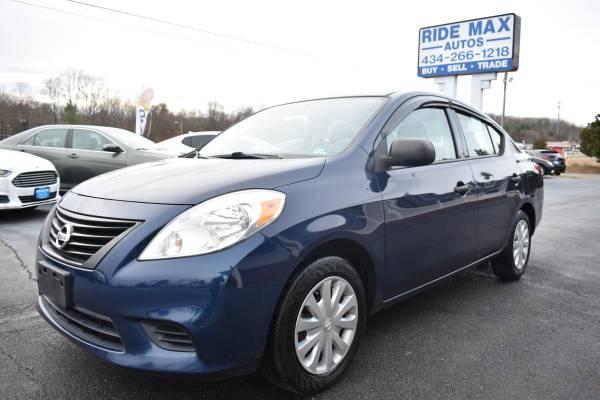 Photo 2014 Nissan Versa S - Great Condition - Best Deal - Fair Price - $5500 (Lynchburg VA)
