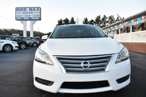 Photo 2015 Nissan Sentra S - Great Condition - Best Deal - Fair Price - $6995 (Lynchburg VA)