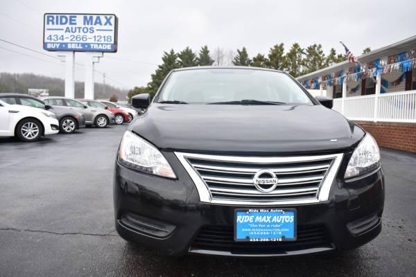 Photo 2015 Nissan Sentra S - Great Condition - Best Deal - Fair Price - $6500 (Lynchburg VA)