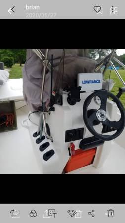 Photo 2016 mako 17 pro skiff fully loaded 7 k in options added - $19,411 (Hague va)