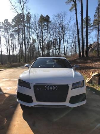 Photo Audi RS7 (Rebuilt Title) - $32,000 (Lynchburg)