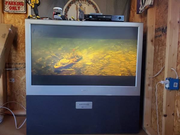 Photo Big Screen TV - $20 (Appomattox)