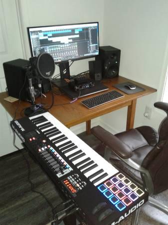 Photo Digital Audio Workstation hardware - $500 (Lynchburg)