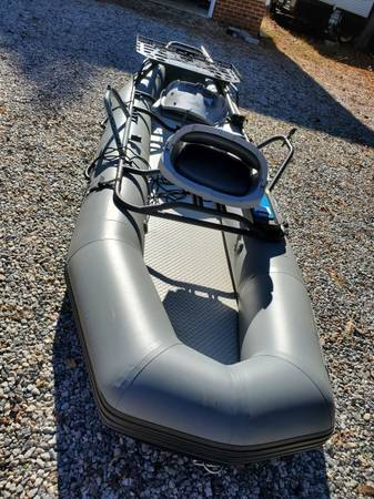Photo Flycraft Stealth Boat Package For Sale - $3,500 (Richmond)