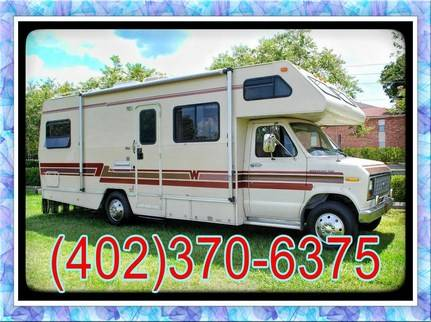 Photo For sale is my 1990 motorhome cer drz400. 67000miles. Runs good. - - $1,600 ((((Easthton))))