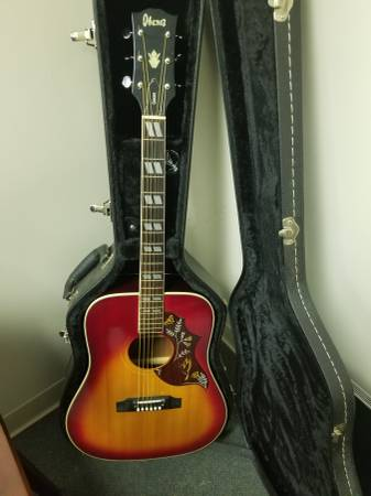 Photo Guitars Vintage Ibanez  other (Forest Virginia)