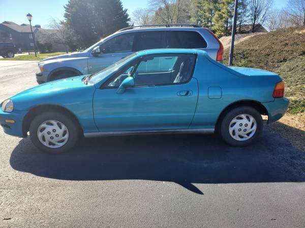 Photo Honda del Sol 3995 - $1500 (Lake Vista)
