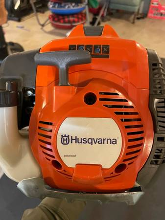 Photo Husqvarna 525HF3S 25-cu cm 2-cycle 26-in Dual-Blade Gas Hedge Trimmer - $375 (Forest)