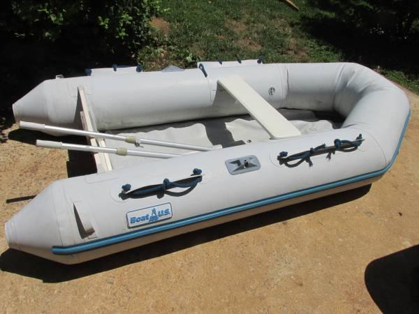 Photo Inflatable (Zodiac-type) Boat - $300 (Lynchburg)