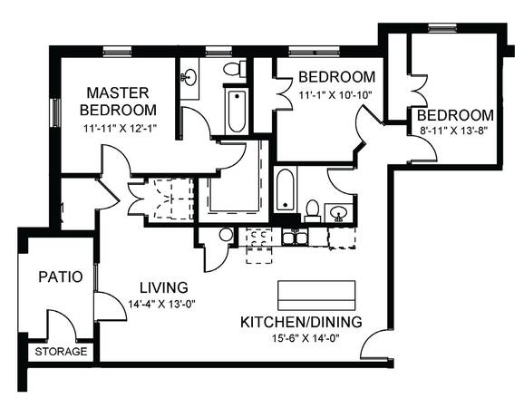 Photo Looking for your next home 3 bedroom is available (240 Beverly Hills Cir Lynchburg, VA)