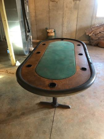 Photo Poker  Table - $200 (Appomattox)