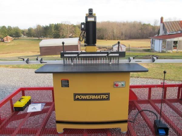 Photo Powermatic LBM21 Line Boring Machine - $2495 (Rustburg)