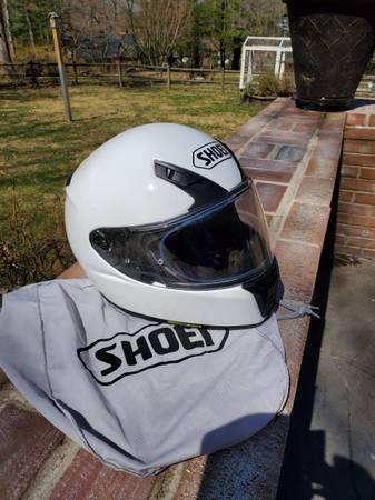 Photo Shoei RF-SR Full Face Helmet (Large) - $150 (Lynchburg)
