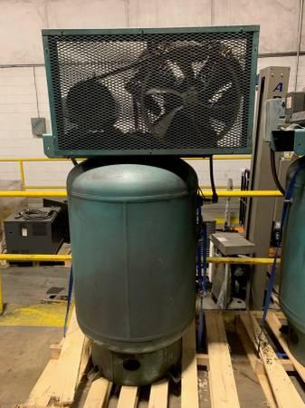 Photo 10 hp 3 ph air compressor - $1,000 (east Macon)