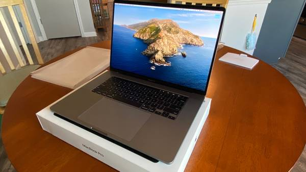 Photo 16 MacBook Pro 2.4Ghz 9th Generation 8-core i9 64GB RAM AMD 5500M - $3,000 (Macon)