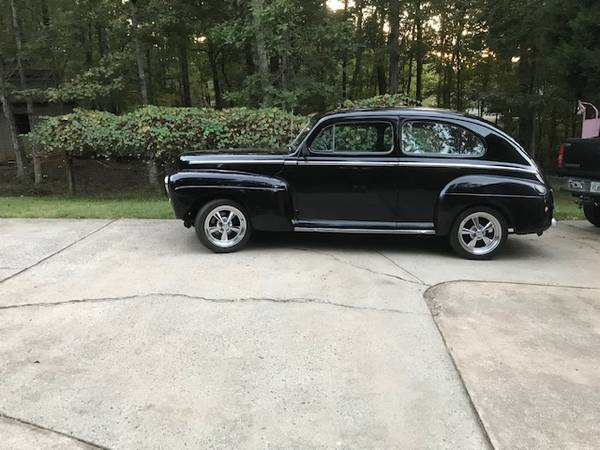 Photo 1947 Ford - $16000 (Milledgeville)