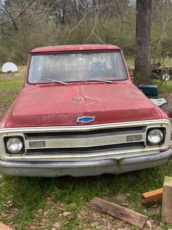 Photo 1969 Chevy truck - $4500 (MILLEDGEVILLE)
