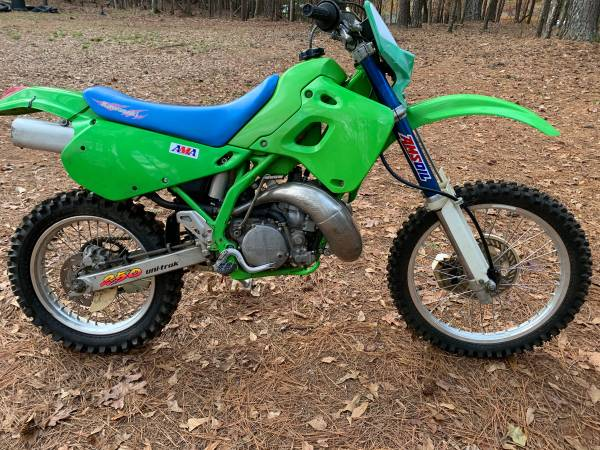 Photo 1994 Kawasaki KDX 250 - $2,699 (Hoschton)