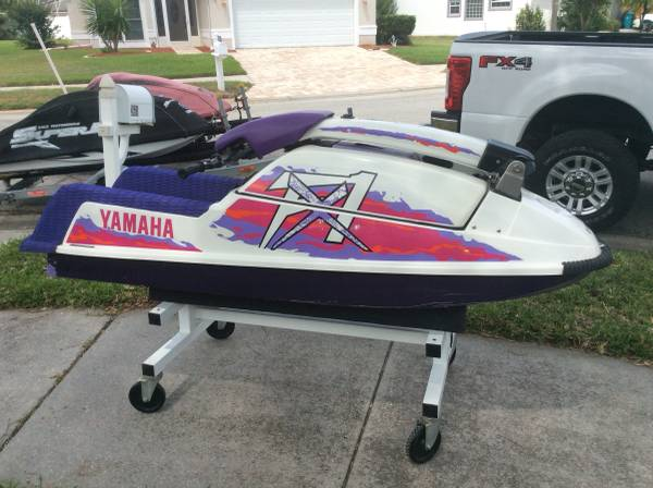 Photo 1995 Yamaha Fx1 Limited Production Stand Up Jet Ski - Superjet - Sxr - $5600 (Lake Oconee)