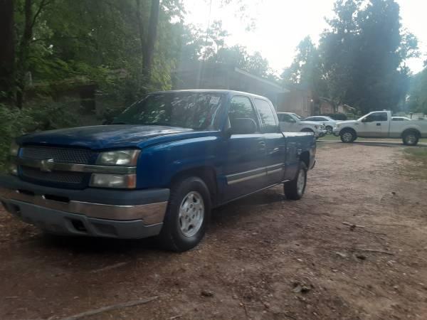Photo 2004 Chevy silverado LT - $2,950 (Macon)