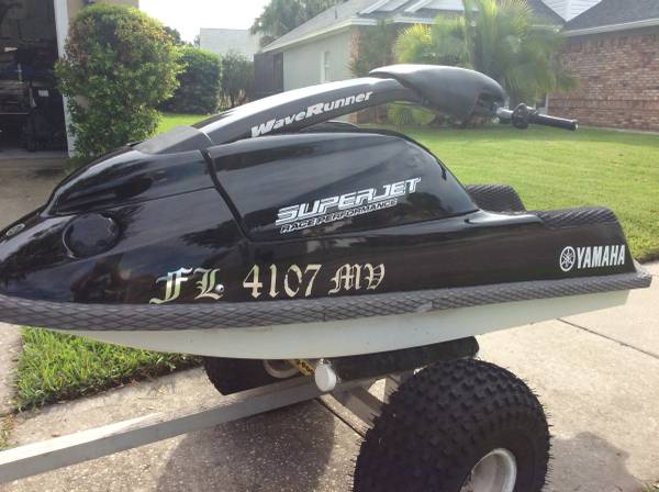 Photo 2005 Yamaha Superjet Stand Up Jet Ski - SXR - WaveRunner - $5,700 (South)