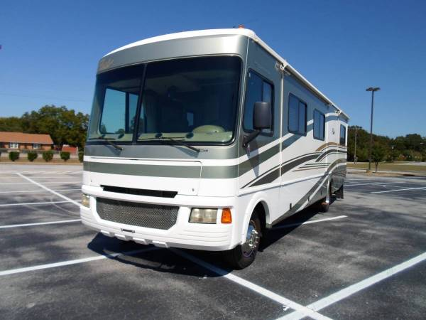 Photo 2006 Fleetwood Flair 34F - $32,900 (Perry)