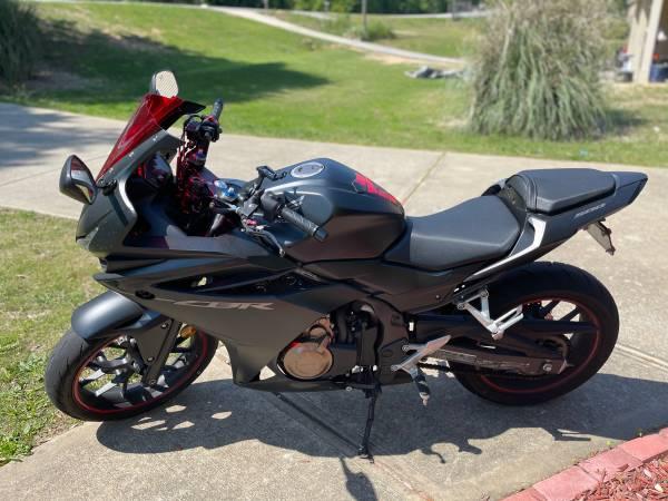 Photo 2016 Honda CBR 500R ABS - $5,000 (Phenix City)