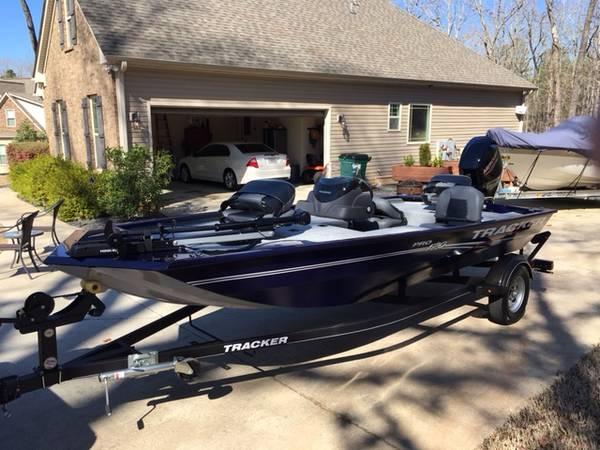 Photo 2020 Tracker Pro 170 - $17,000 (Forsyth, GA)