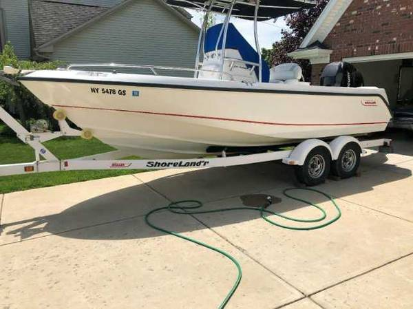 Photo 2139 Boston boat whaler - $13000