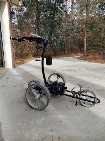 Photo Cart Tek remote control golf caddie - $575 (Warner Robins)