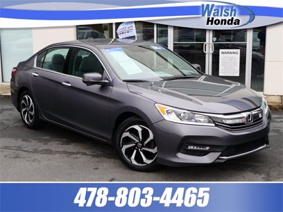 Photo Certified 2017 Honda Accord EX-L V6 for sale