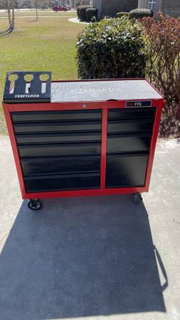 Photo Craftsman rolling tool chest $500 OBO - $500 (Dublin)