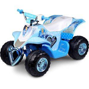 Photo Disney princess power wheels 4 wheeler - $200 (Waner Robins)