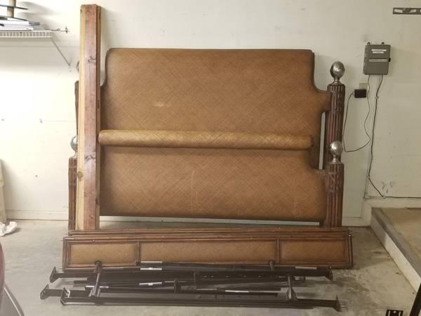 Ernest Hemingway Kilimanjaro King Size Bed Frame 400 Bonaire Furniture For Sale Macon Ga Shoppok