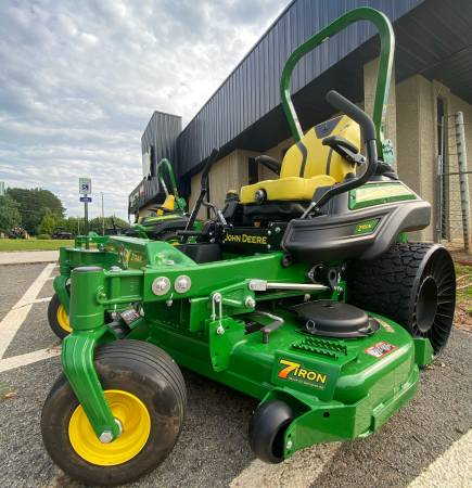 Photo FREE QUOTE FOR ANY NEW JOHN DEERE COMMERCIAL ZERO TURN MOWER - $1 - $123456 (MACON)