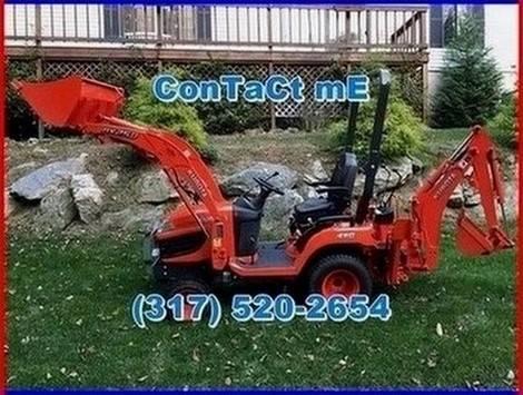 Photo Kubota Tractor BX25D 15.6hours - $ - $1,000 (($asdfghjkJ$))