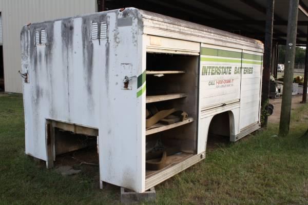Photo Mickey 6 Bay Truck Body  Storage - $400 (Perry)