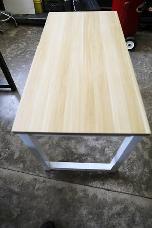Photo Office Desk Computer Table - $90 (Perry)