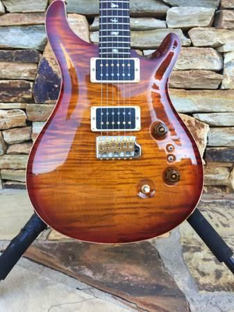 Photo PRS 35th Anniversary Custom 24 with 10 Top- Dark Cherry - $4,000 (Ball Ground)