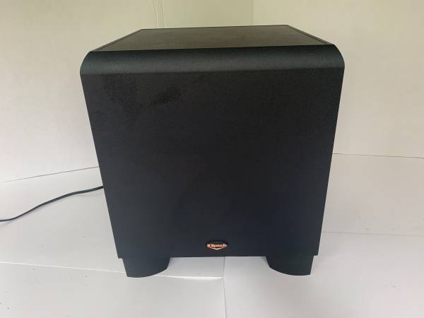 Photo Really Nice Klipsch KSW-10  10-Inch 225W Powered Subwoofer - $150 (lawrenceville)