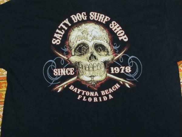 Photo Salty Dog Surf Shop Tee Large Dayston, Beach GA - $20 (Macon)