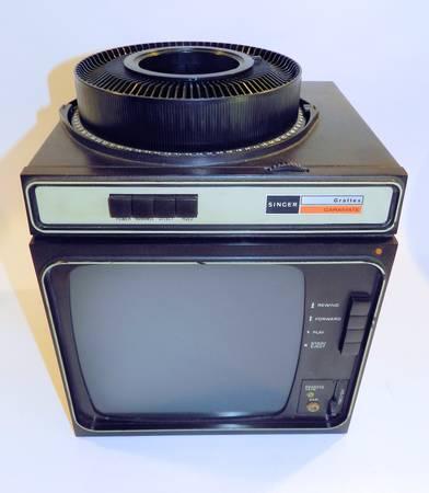 Photo Singer Graflex Caramate Model 8805 Slide Viewer - $20 (Duluth)