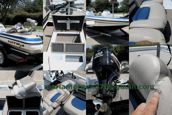 Photo TRACKER NITRO SPECIAL BOAT - $1599